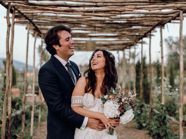 La boda de Ciro y Nuria en Eivissa, Islas Baleares 61