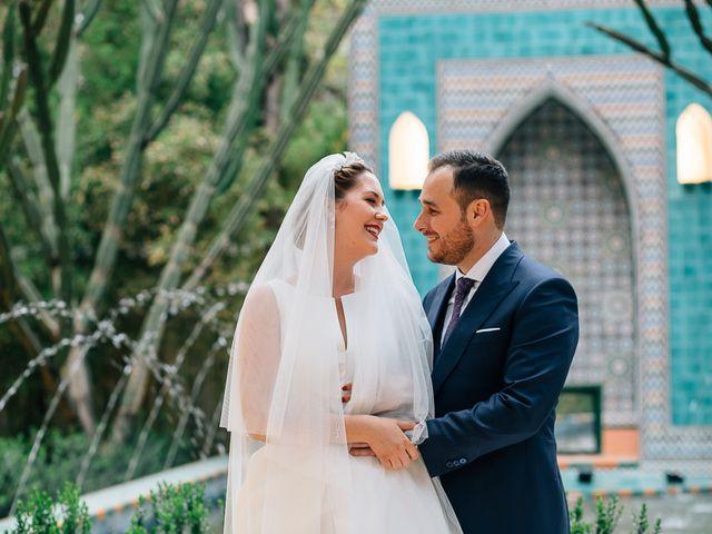 La boda de Diana y Luis