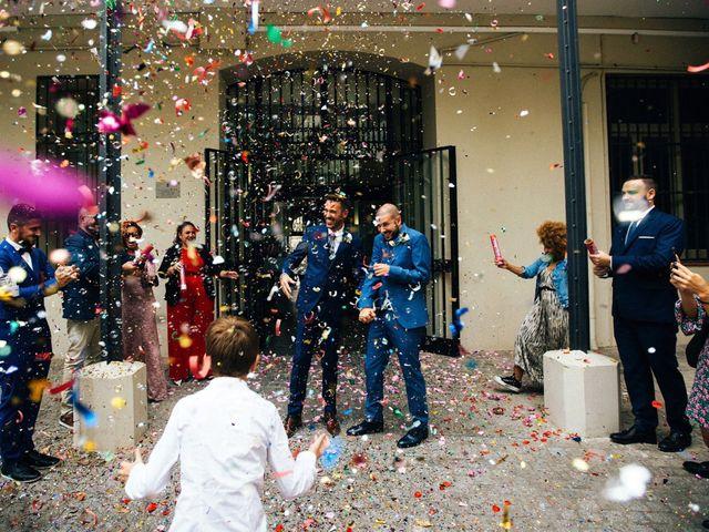 La boda de Victor y Toni en Barcelona, Barcelona 13