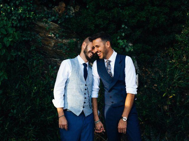 La boda de Toni y Victor