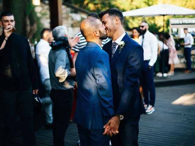 La boda de Victor y Toni en Barcelona, Barcelona 33