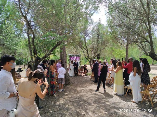 La boda de Pascal y Laura en Alborache, Valencia 2