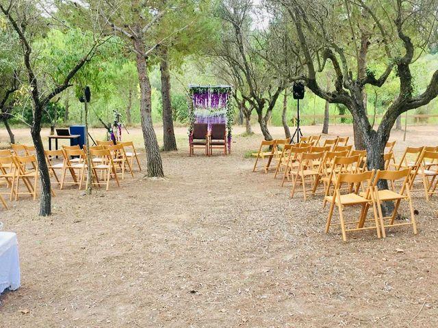 La boda de Pascal y Laura en Alborache, Valencia 1