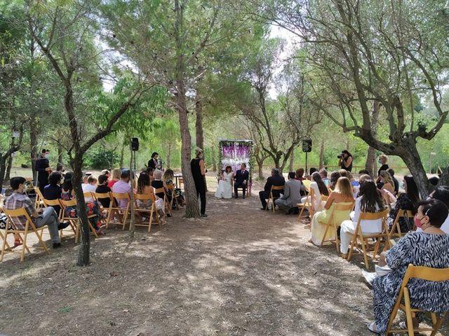 La boda de Laura y Pascal