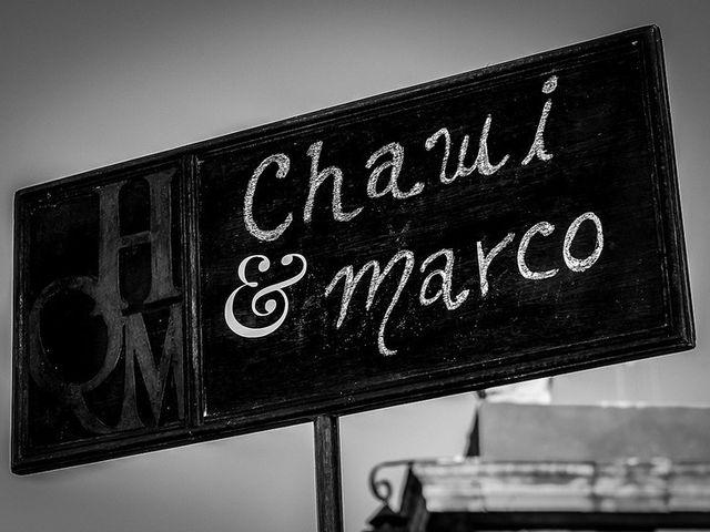 La boda de Marco y Chawis en Madrid, Madrid 2