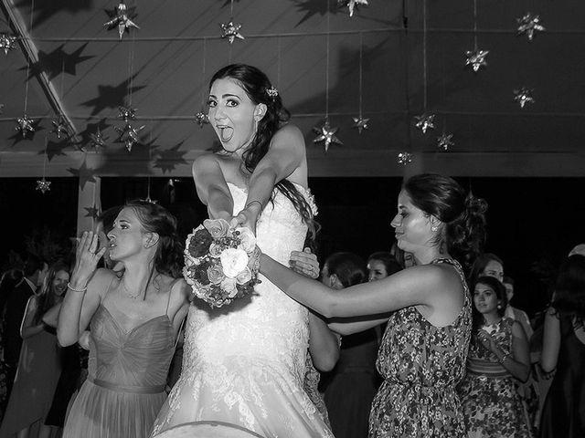 La boda de Marco y Chawis en Madrid, Madrid 8
