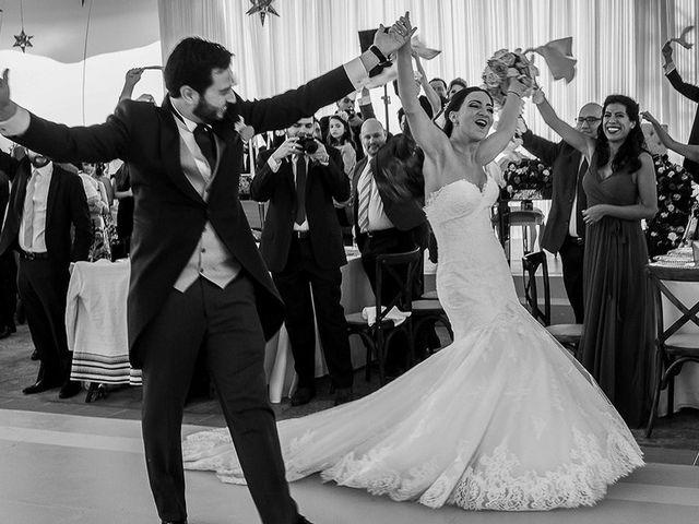 La boda de Marco y Chawis en Madrid, Madrid 10