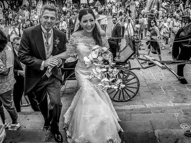 La boda de Marco y Chawis en Madrid, Madrid 15