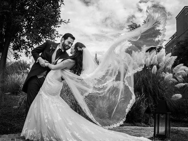 La boda de Marco y Chawis en Madrid, Madrid 17