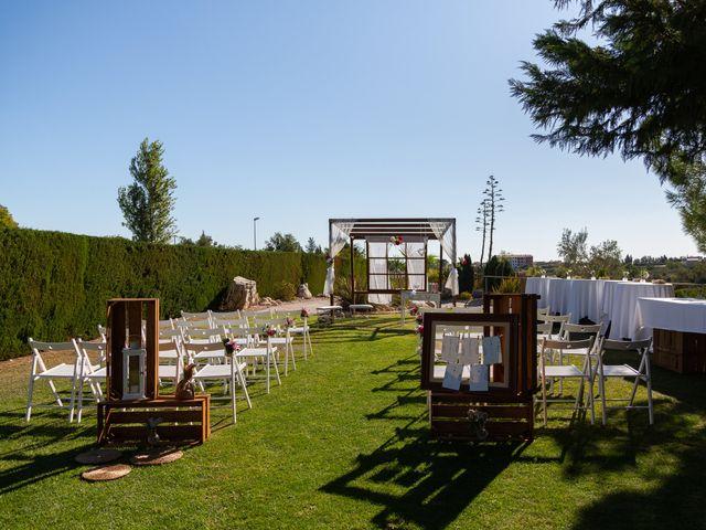 La boda de Gheorghe y Belén en Ulldecona, Tarragona 1
