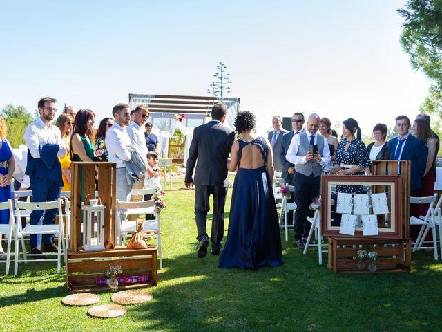 La boda de Gheorghe y Belén en Ulldecona, Tarragona 2