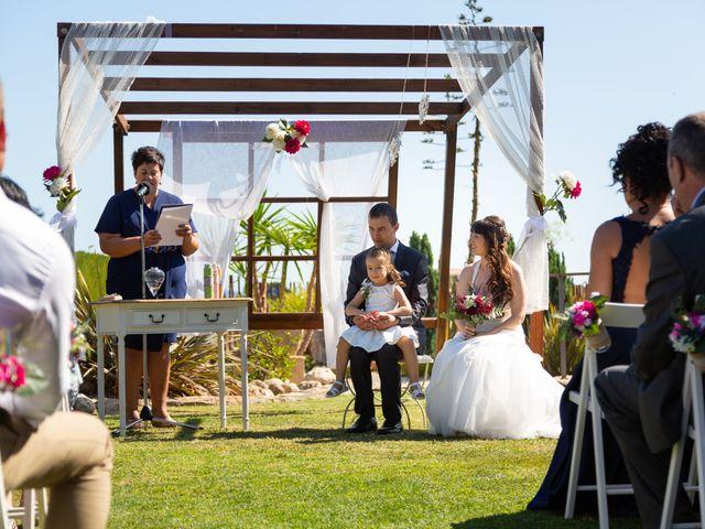 La boda de Gheorghe y Belén en Ulldecona, Tarragona 3