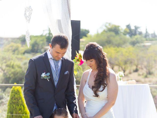 La boda de Gheorghe y Belén en Ulldecona, Tarragona 4