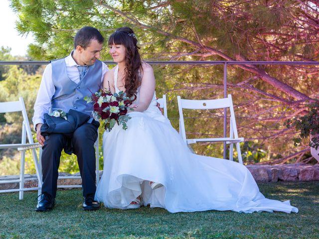 La boda de Belén y Gheorghe