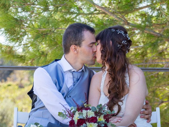 La boda de Gheorghe y Belén en Ulldecona, Tarragona 7