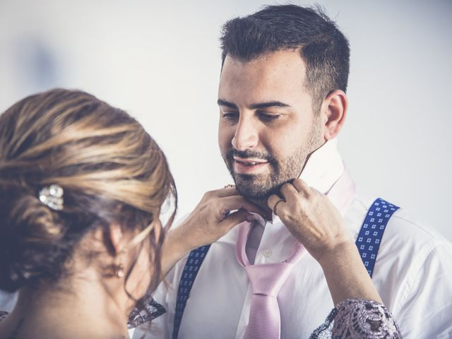 La boda de Alejandro y Naila en Gava, Barcelona 1