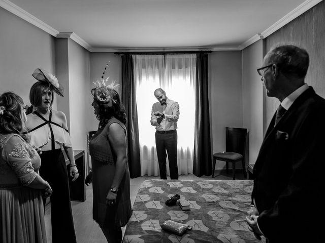 La boda de Pilar y Javier en Villarrubia De Los Ojos, Ciudad Real 3