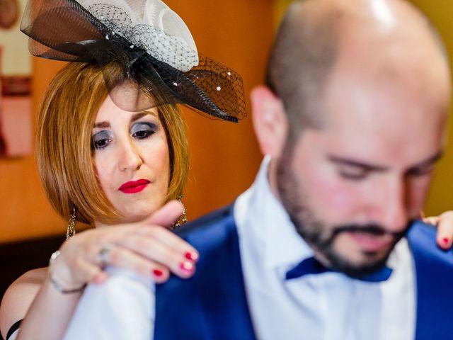 La boda de Pilar y Javier en Villarrubia De Los Ojos, Ciudad Real 4