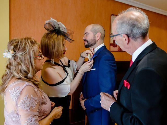 La boda de Pilar y Javier en Villarrubia De Los Ojos, Ciudad Real 5