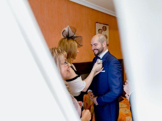 La boda de Pilar y Javier en Villarrubia De Los Ojos, Ciudad Real 6
