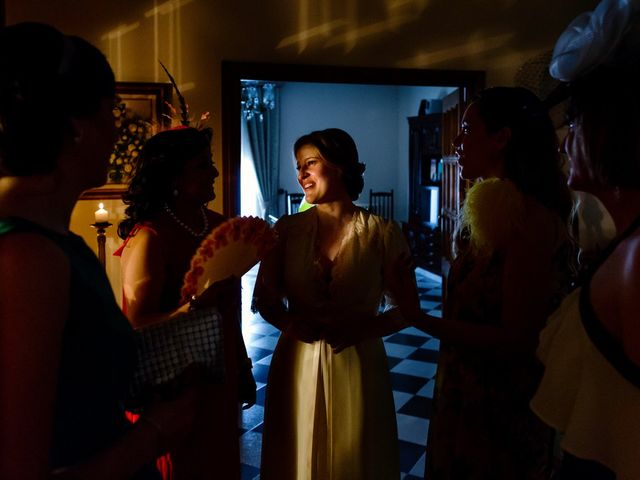 La boda de Pilar y Javier en Villarrubia De Los Ojos, Ciudad Real 13