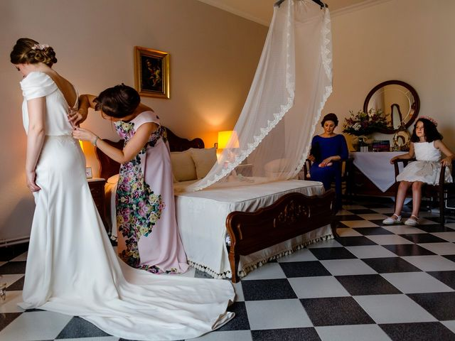 La boda de Pilar y Javier en Villarrubia De Los Ojos, Ciudad Real 18