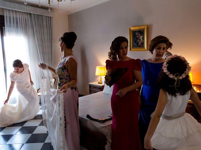 La boda de Pilar y Javier en Villarrubia De Los Ojos, Ciudad Real 21