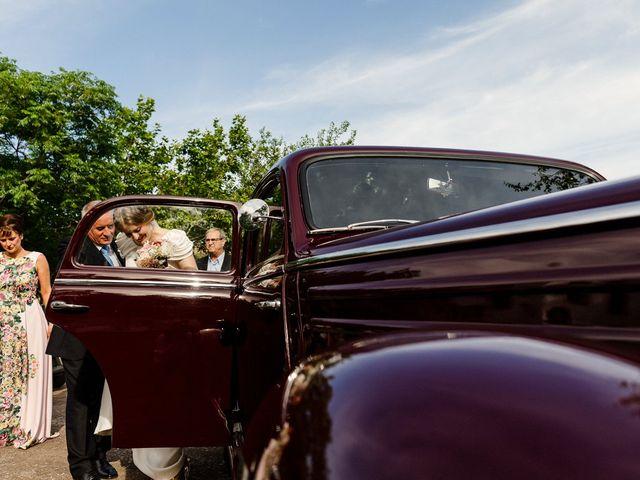La boda de Pilar y Javier en Villarrubia De Los Ojos, Ciudad Real 30