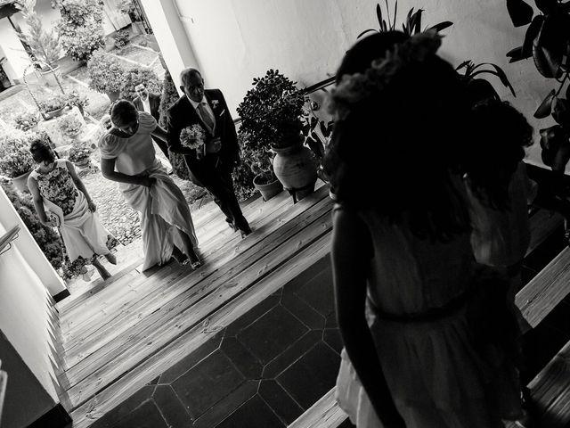La boda de Pilar y Javier en Villarrubia De Los Ojos, Ciudad Real 32