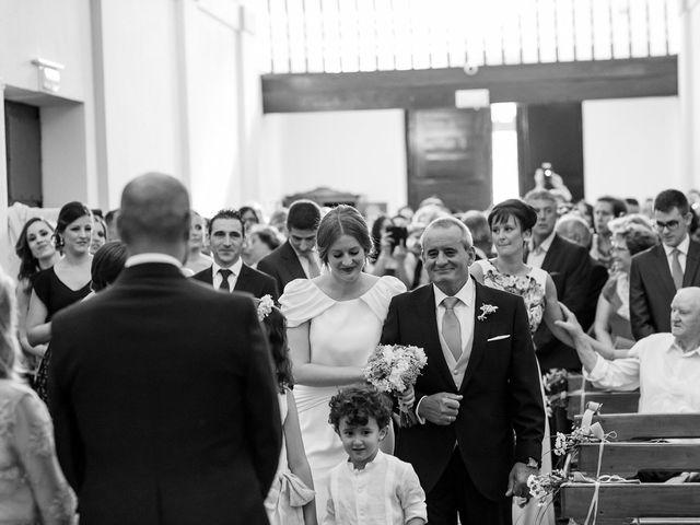 La boda de Pilar y Javier en Villarrubia De Los Ojos, Ciudad Real 33