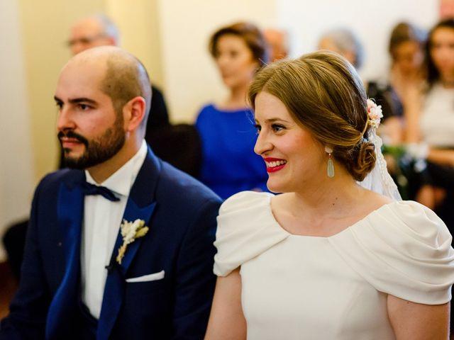 La boda de Pilar y Javier en Villarrubia De Los Ojos, Ciudad Real 34