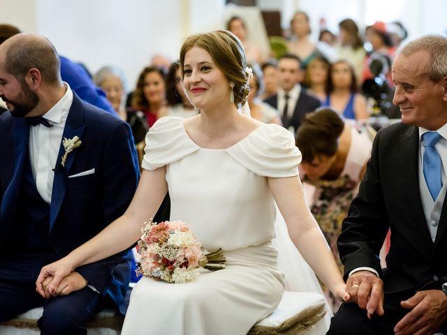La boda de Pilar y Javier en Villarrubia De Los Ojos, Ciudad Real 35