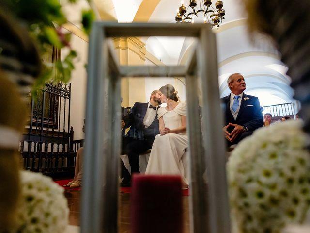 La boda de Pilar y Javier en Villarrubia De Los Ojos, Ciudad Real 36