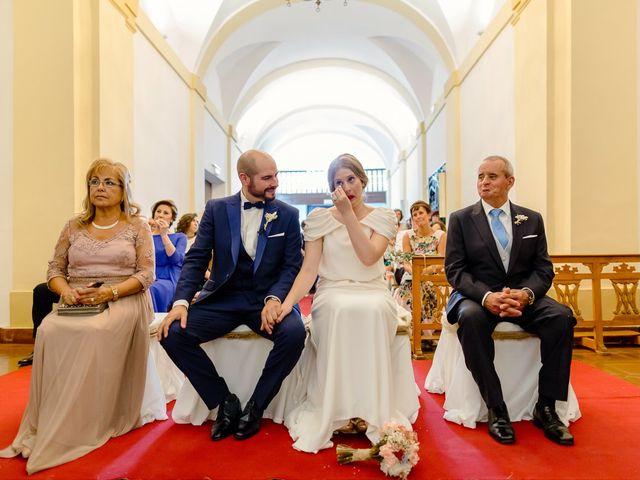 La boda de Pilar y Javier en Villarrubia De Los Ojos, Ciudad Real 37