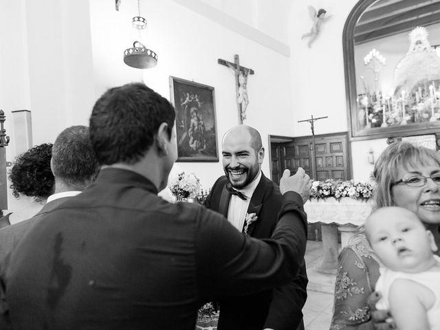 La boda de Pilar y Javier en Villarrubia De Los Ojos, Ciudad Real 39