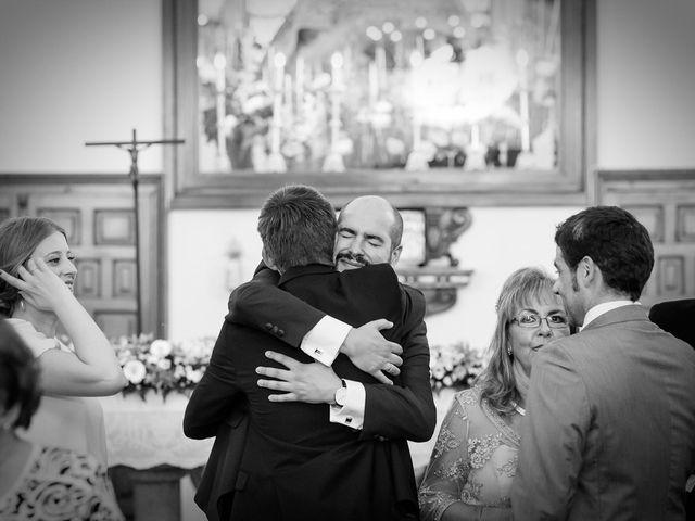 La boda de Pilar y Javier en Villarrubia De Los Ojos, Ciudad Real 40