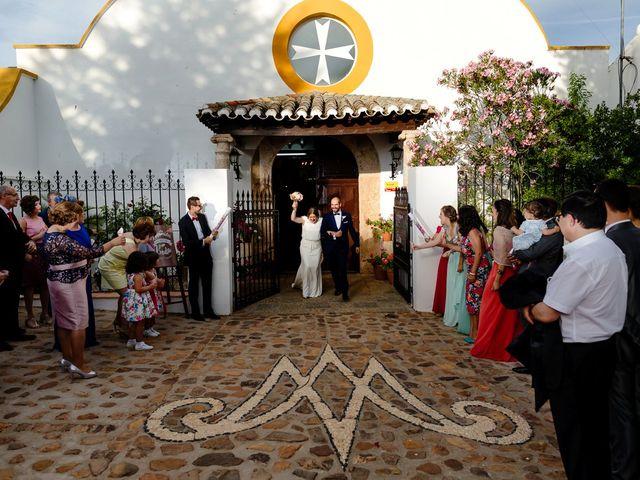 La boda de Pilar y Javier en Villarrubia De Los Ojos, Ciudad Real 41