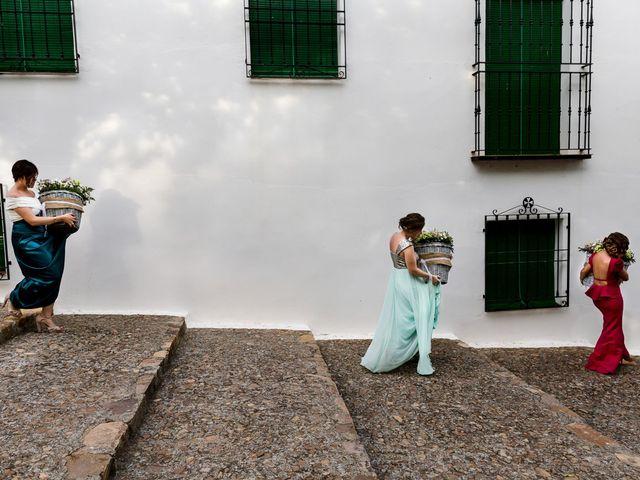 La boda de Pilar y Javier en Villarrubia De Los Ojos, Ciudad Real 43