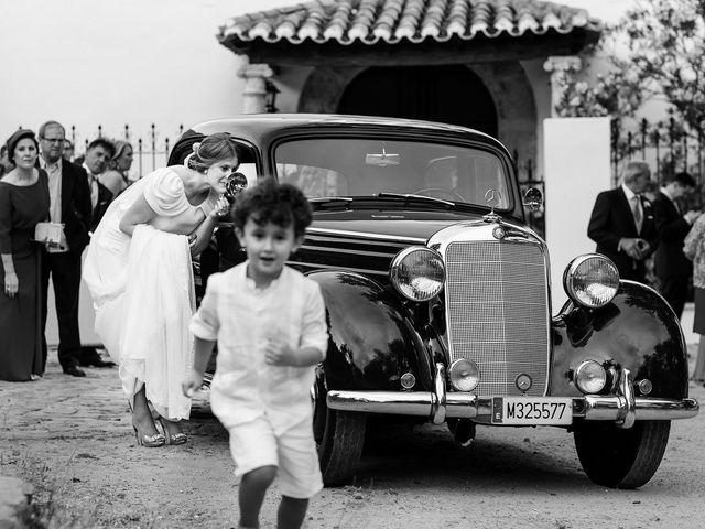 La boda de Pilar y Javier en Villarrubia De Los Ojos, Ciudad Real 44