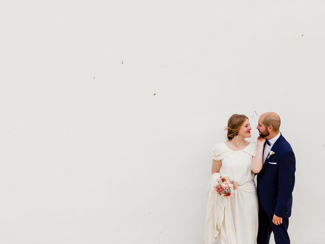 La boda de Pilar y Javier en Villarrubia De Los Ojos, Ciudad Real 45