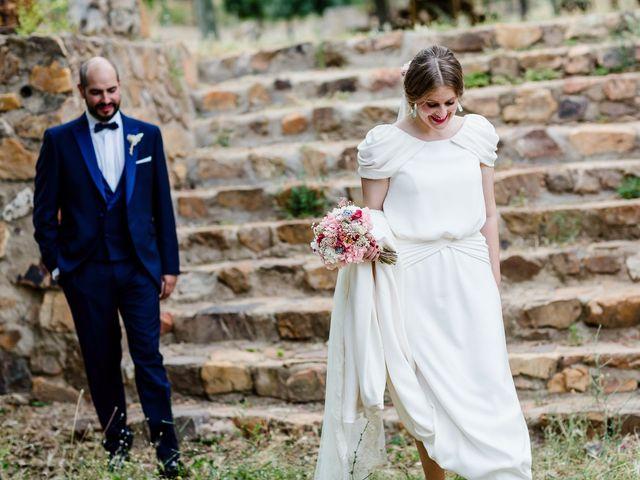 La boda de Pilar y Javier en Villarrubia De Los Ojos, Ciudad Real 46