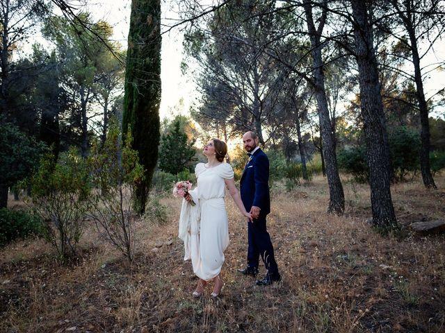 La boda de Pilar y Javier en Villarrubia De Los Ojos, Ciudad Real 53