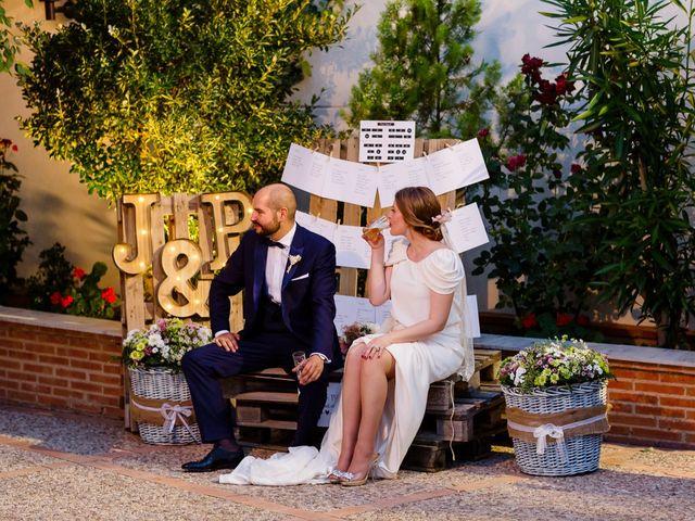 La boda de Pilar y Javier en Villarrubia De Los Ojos, Ciudad Real 57