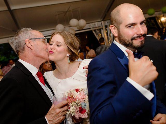 La boda de Pilar y Javier en Villarrubia De Los Ojos, Ciudad Real 58