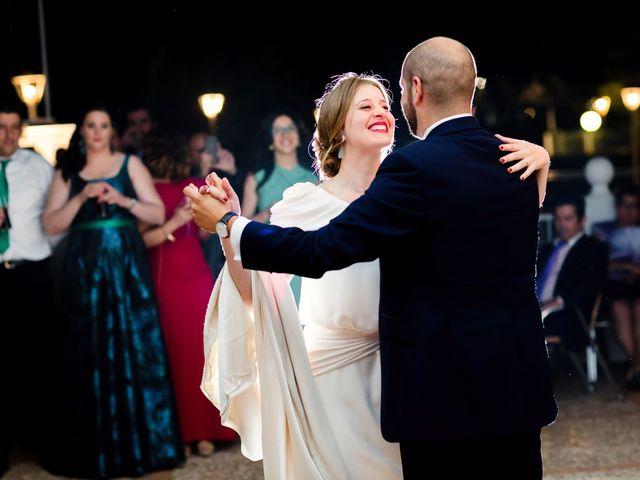 La boda de Pilar y Javier en Villarrubia De Los Ojos, Ciudad Real 60