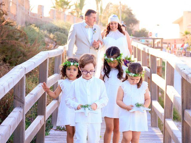 La boda de Jose y Belén en Torre De La Horadada, Alicante 6