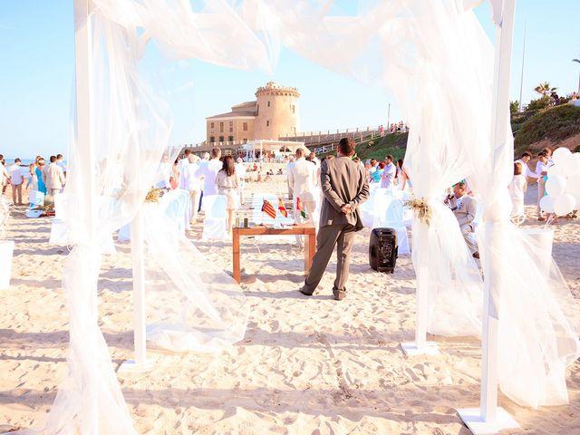 La boda de Jose y Belén en Torre De La Horadada, Alicante 7