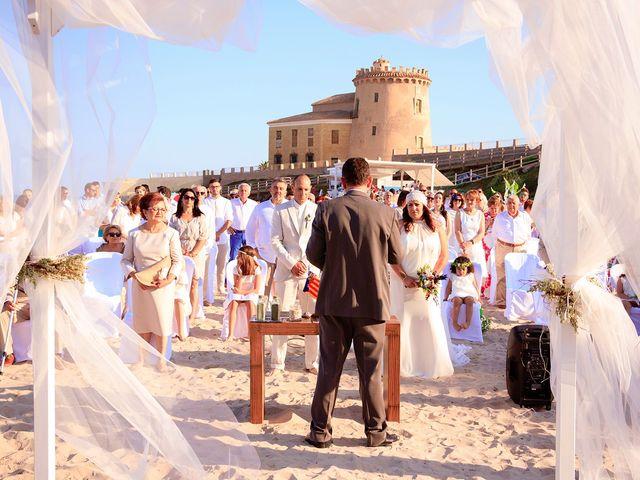 La boda de Jose y Belén en Torre De La Horadada, Alicante 8
