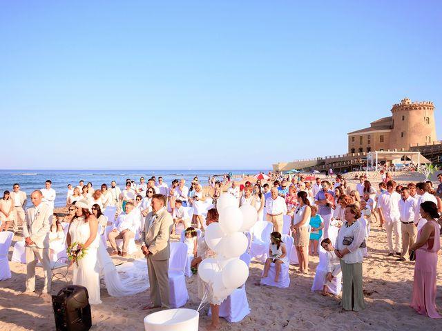 La boda de Jose y Belén en Torre De La Horadada, Alicante 9