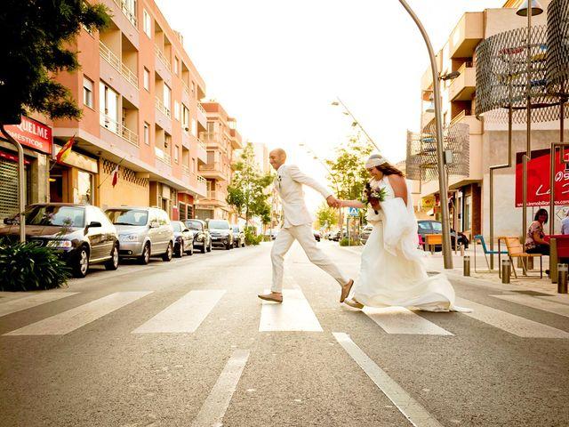 La boda de Jose y Belén en Torre De La Horadada, Alicante 19